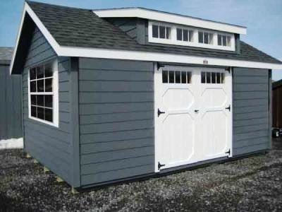 12x16 free shed plans