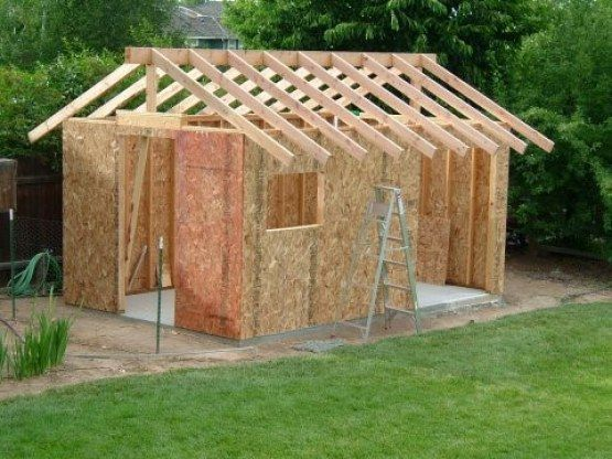 plans for shed 10x12